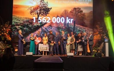 Växjö charity blev succé – Samlade in över 1 miljon
